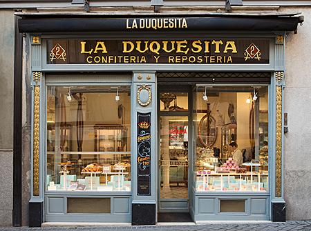La Duquesita, Premio a la Mejor Tienda Gastronómica de Madrid por la Guía Metropoli - El Mundo